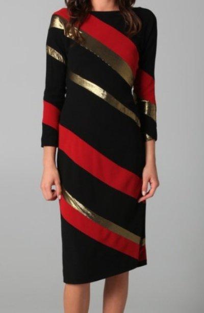画像1: 【ミシェル・オバマ大統領夫人ご愛用】diane von furstenberg ダイアンフォンファステンバーグ   savannnah dress
