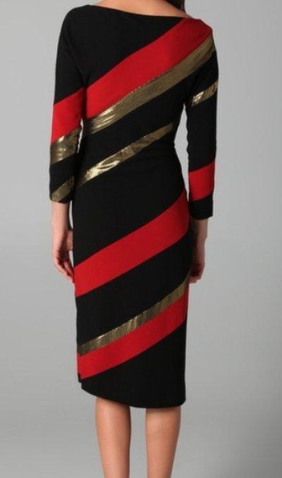 画像2: 【ミシェル・オバマ大統領夫人ご愛用】diane von furstenberg ダイアンフォンファステンバーグ   savannnah dress