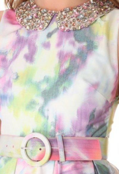 画像3: 【土屋アンナさん、Sami Gayle着用】alice + olivia    lollie dress
