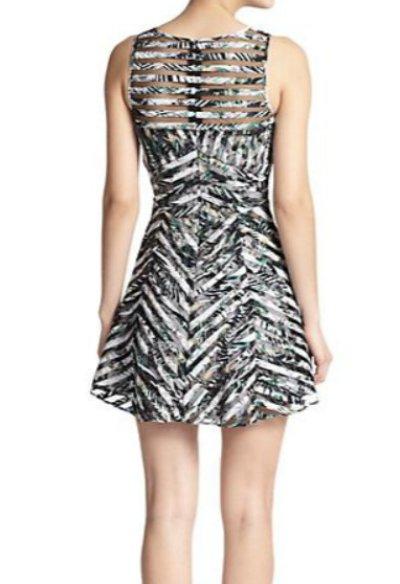 画像2: ドラマ【BONES】使用!Parker    Mirabella Printed A-Line Dress