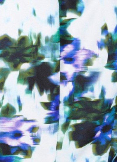 画像2: ドラマ【BONES】使用!Adrianna Papell   Print Scuba Sheath Dress