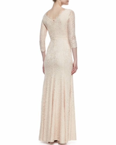 画像1: 【キャサリン妃ご愛用】Diane von Furstenberg  Zarita Lace Gown HEAVEN