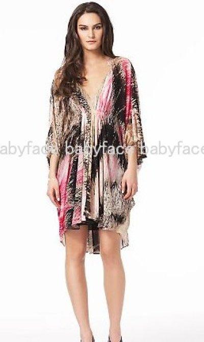 画像1: 【ゴシップガール、ブレイク・ライブリー着用】Diane von Furstenberg  Fleurette Dress