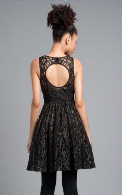 画像1: 【ヴァンサンカン掲載】Frock by Tracy Reese  Stella Lace Dress