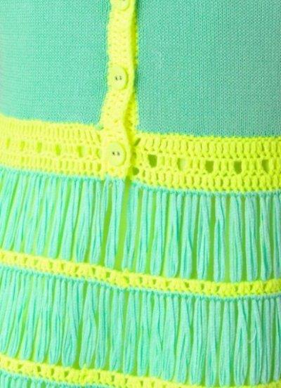 画像3: 【ヴァンサンカン掲載】Nanette Lepore    Class Flirt Knit Dress  ラグーン
