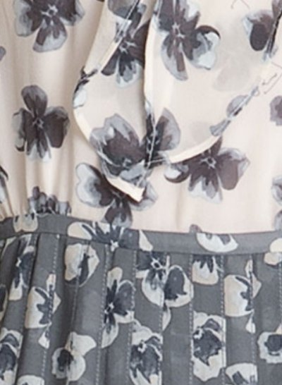 画像1: 【AneCan、ヴァンサンカン掲載】Tory Burch    Cecilia Silk Dress