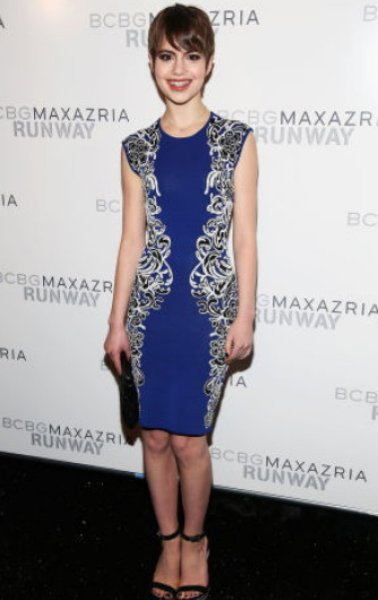 画像1: 【Sami Gayle愛用、The Carrie Diaries、キャリー着用】BCBG MAXAZRIA     Ellena Dress  (1)