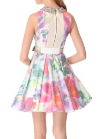 画像2: 【土屋アンナさん、Sami Gayle着用】alice + olivia    lollie dress