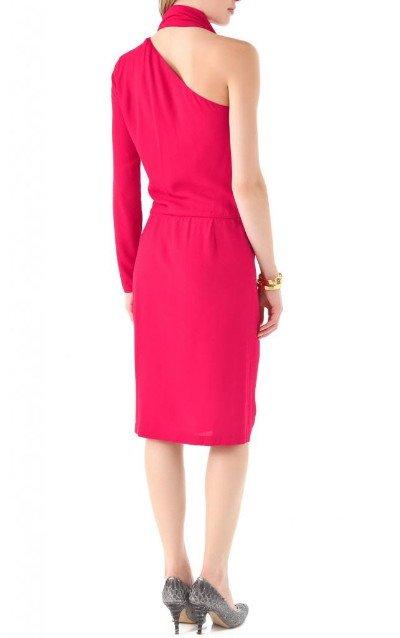 画像1: 【Honey Lee愛用】Diane von Furstenberg   Bowman dress