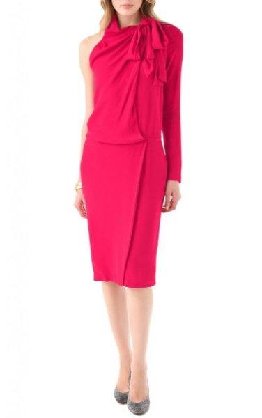 画像1: 【Honey Lee愛用】Diane von Furstenberg   Bowman dress (1)