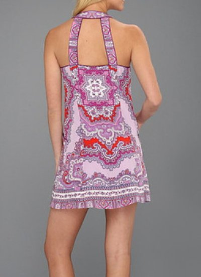 画像1: 【浅田真央さんご着用】Nanette Lepore ナネットレポー Sunset Dress