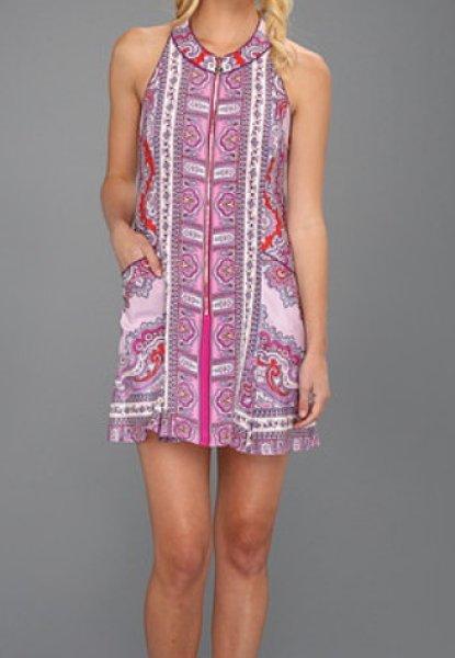 画像1: 【浅田真央さんご着用】Nanette Lepore ナネットレポー Sunset Dress (1)