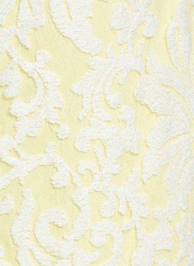 画像2: 【八木早希さん、アカデミー賞ご着用】Tadashi Shoji      Illusion Yoke Embroidered Lace Sheath Dress