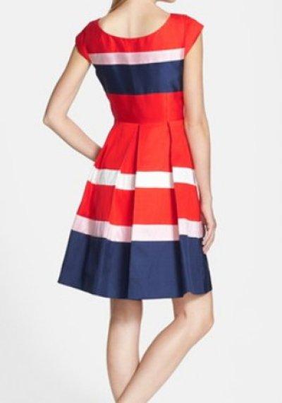 画像2: 【アンドガール表紙、ローラさんご着用】kate spade new york  britta dress