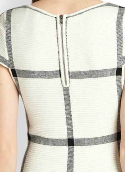 画像2: ドラマ【プリティ・リトル・ライヤーズ使用】Alice + Olivia  Selma Checkered Drop-Waist Dress