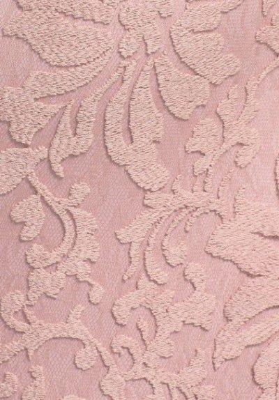 画像2: Tadashi Shoji Textured Lace Mermaid Gown  アンティークピンク