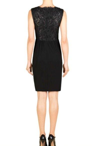 画像3: GUCCI レーストップブラックドレス