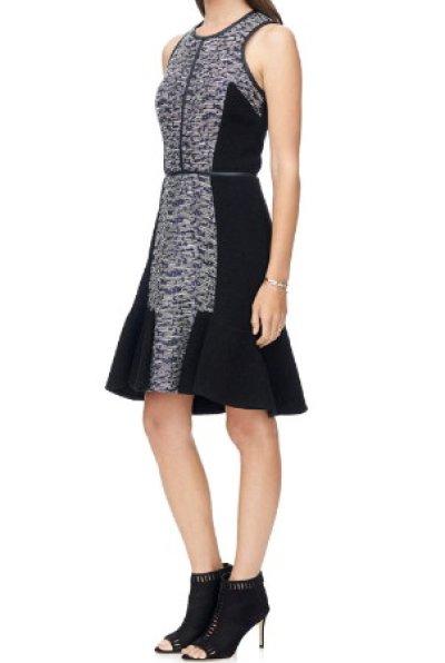 画像2: ドラマ【BONES】使用!Rebecca Taylor   Textured Dress