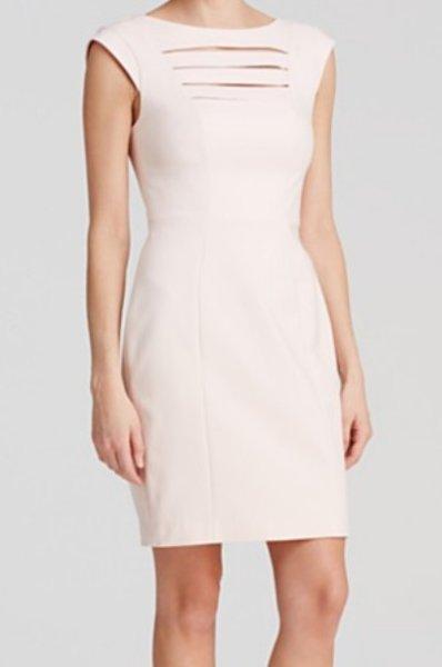 画像1: 【ドラマ使用】French Connection   Estelle dress (1)