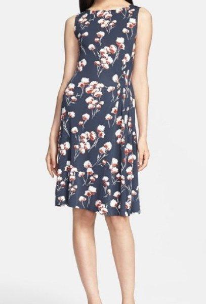 画像1: 【ヴァンサンカン掲載、黒木メイサさんご着用】Tory Burch   Zandi Dress (1)