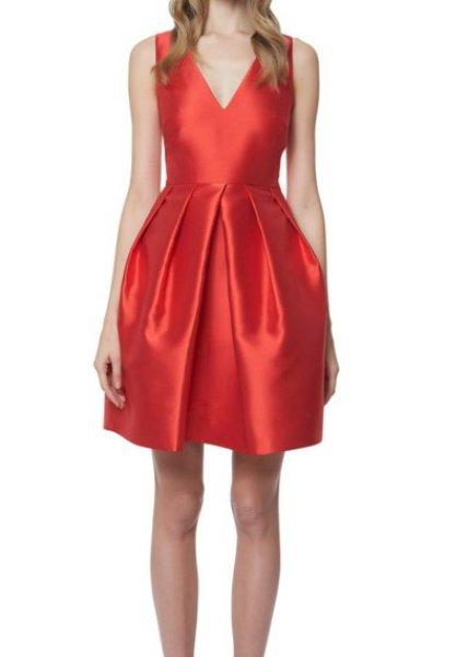 画像1: 【ヴァンサンカン掲載】ERIN erin fetherston エリンフェザーストン  Devon Dress (1)