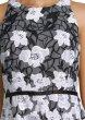 画像2: ERIN erin fetherston エリンフェザーストン Camila Floral Embroidered Sleeveless Gown (2)