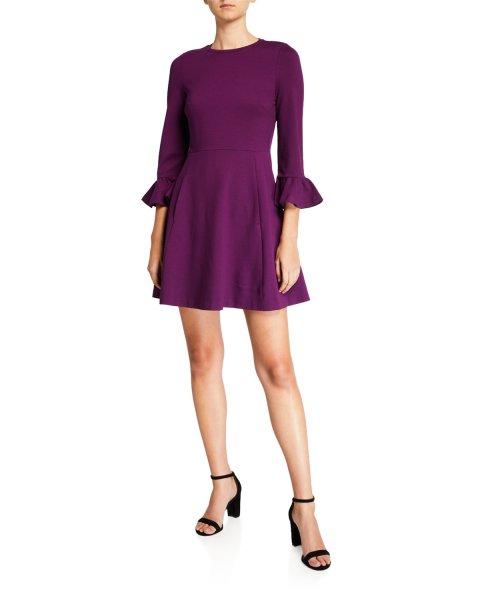 画像1: 【ドラマ使用、Katherine Schwarzenegger愛用】KATE SPADE New York   ケイトスペード  bora flora dress (1)