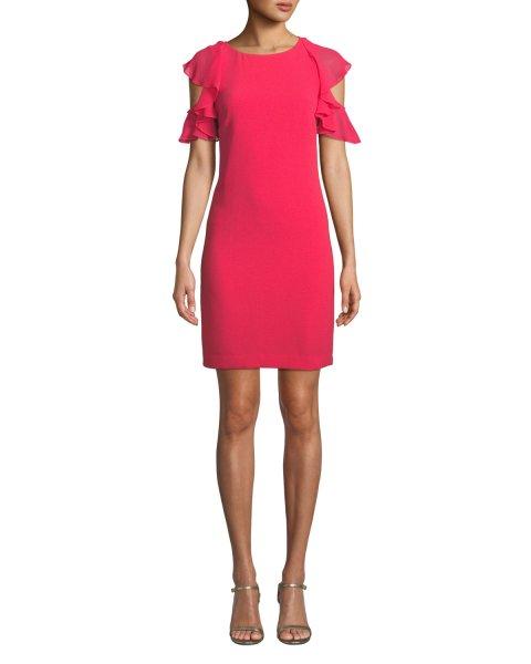 画像1: Trina Turk トリーナターク Amanda Mini Dress (1)