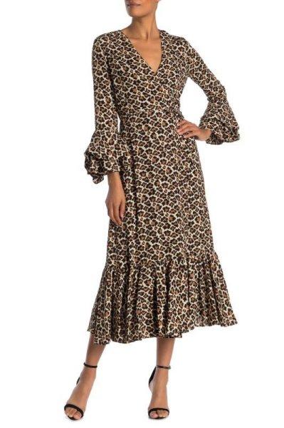 画像1: Diane von Furstenberg ダイアンフォンファステンバーグ Madeline Dress (1)