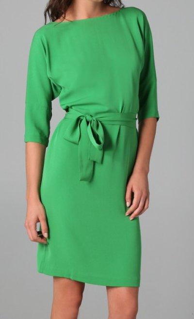 画像1: 再販売【キャサリン妃ご愛用】Diane von Furstenberg   Maja Dress