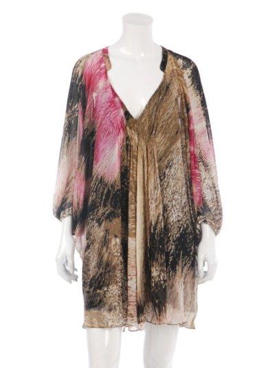 画像2: 【ゴシップガール、ブレイク・ライブリー着用】Diane von Furstenberg  Fleurette Dress