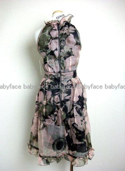 画像2: 再販売!【レイトン・ミースター着用】D&G Dolce & Gabbana プリントホルタードレス